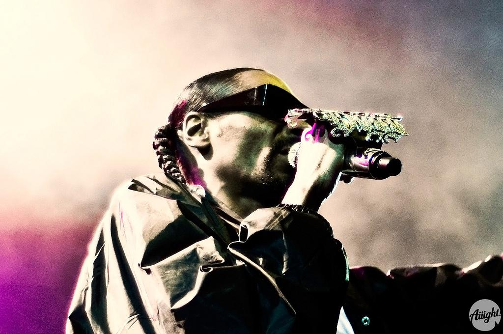Snoop Dogg aux Ardentes 2011 - Aiiight.fr