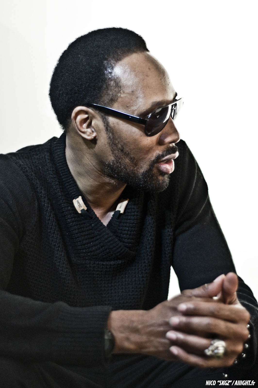 Chambers by RZA launching party in Paris 10.03.2012