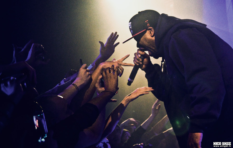 METHOD MAN REDMAN Paris 2012
