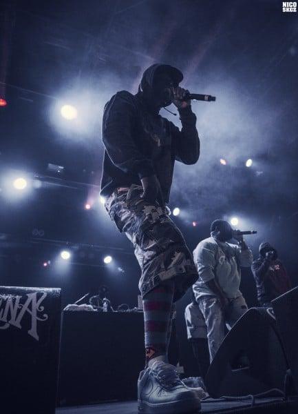 Dj Mathematics, Ghostface Killer, Method Man, Raekwon, The Roots, Vic Mensa, Wu-Massacre - Aiiight